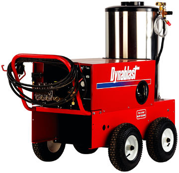BEF Series Hot Water Pressure Washer