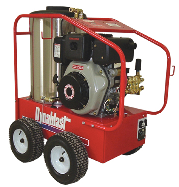 DDF Series Hot Water Pressure Washer