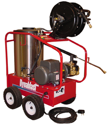 DEF Series Hot Water Pressure Washer