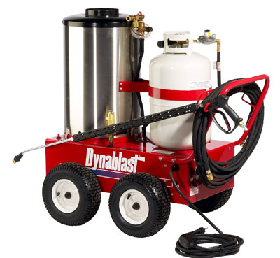 DEP Series Hot Water Pressure Washer